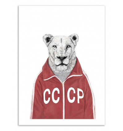 Soviet Lion - Balazs Solti